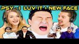 Download Lagu COLLEGE KIDS REACT TO PSY - 'I Luv It' & 'New Face' M/V Music - LaguMp3.Info